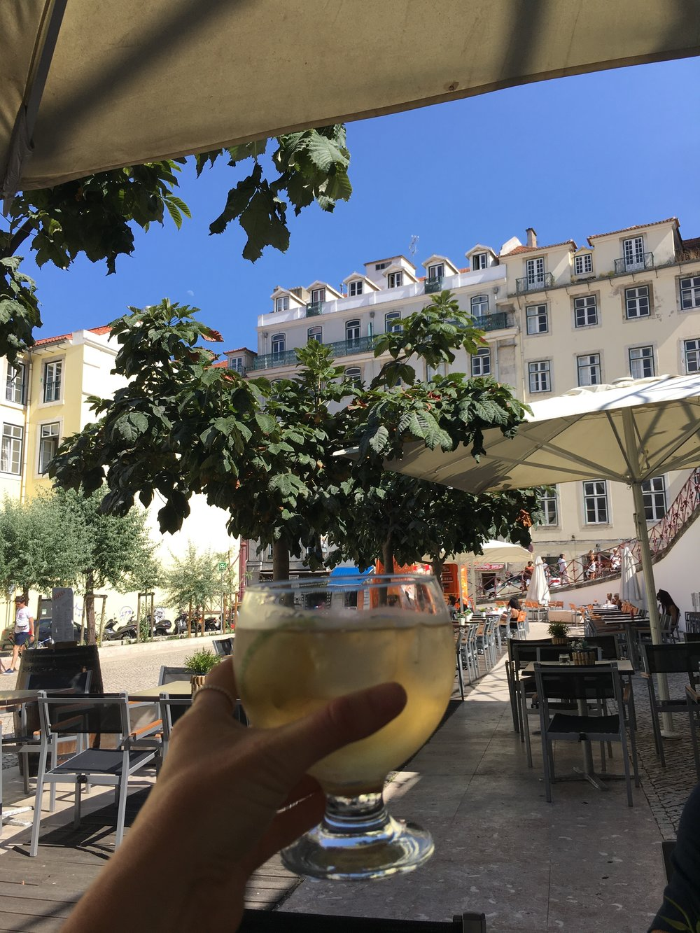 Wine & Pisco / Lisbon eats + drinks travel guide | Soi 55 Travels