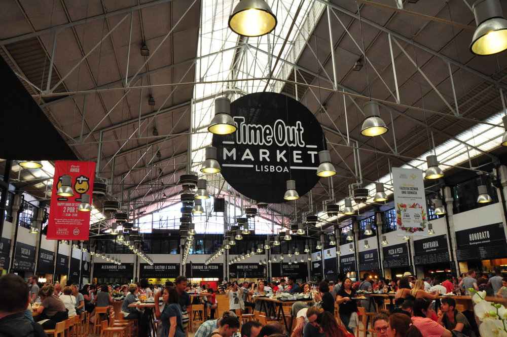 Time Out Market / Lisbon eats + drinks travel guide | Soi 55 Travels