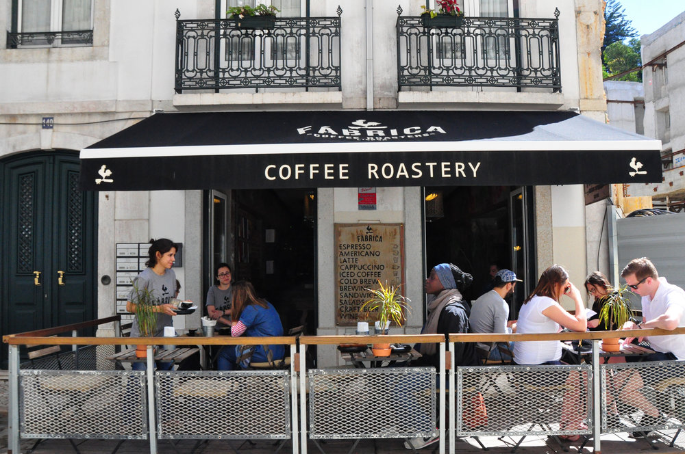 Fabrica Coffee / Lisbon eats + drinks travel guide | Soi 55 Travels