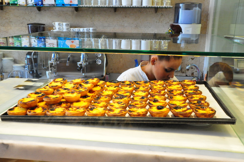 Manteigaria pastel de nata / Lisbon eats + drinks travel guide | Soi 55 Travels