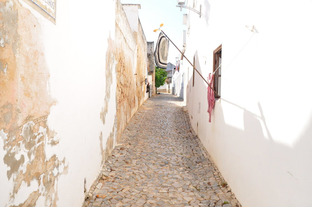 Real Portugal cobbled streets | A  day in Tavira  | Algarve, Portugal | Soi 55 Travels