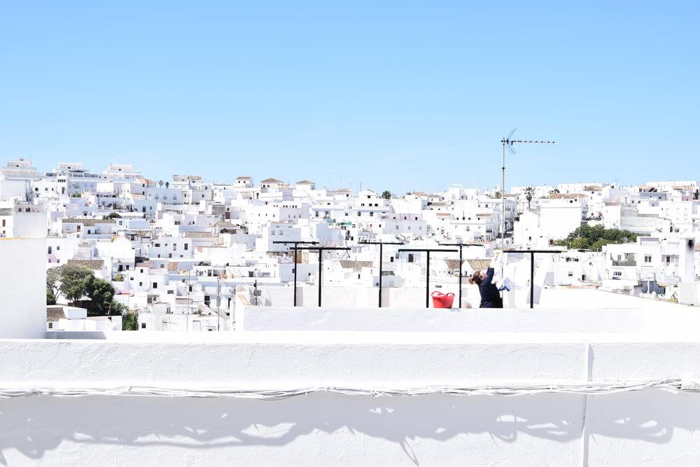 White town of Vejer de la Frontera, Spain Travel Guide | Soi 55 Travels