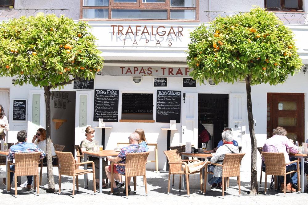 Tapas Bar Vejer de la Frontera, Spain Travel Guide | Soi 55 Travels