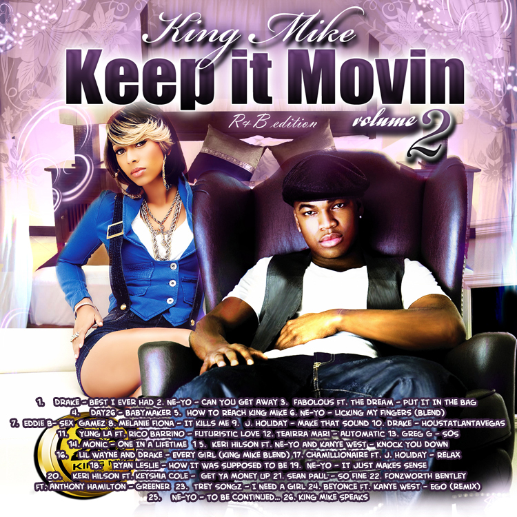 Keep It Movin R&B Vol. 2