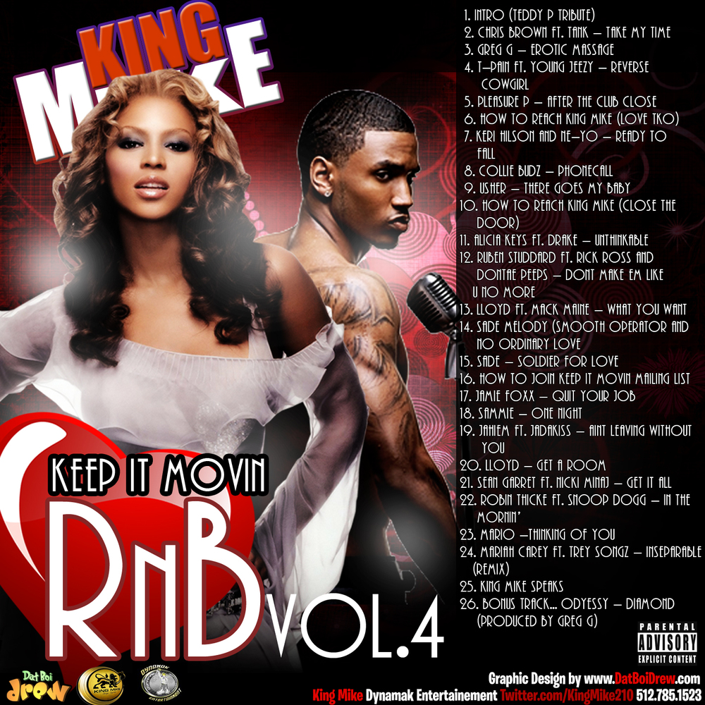 Keep It Movin R&B Vol. 4