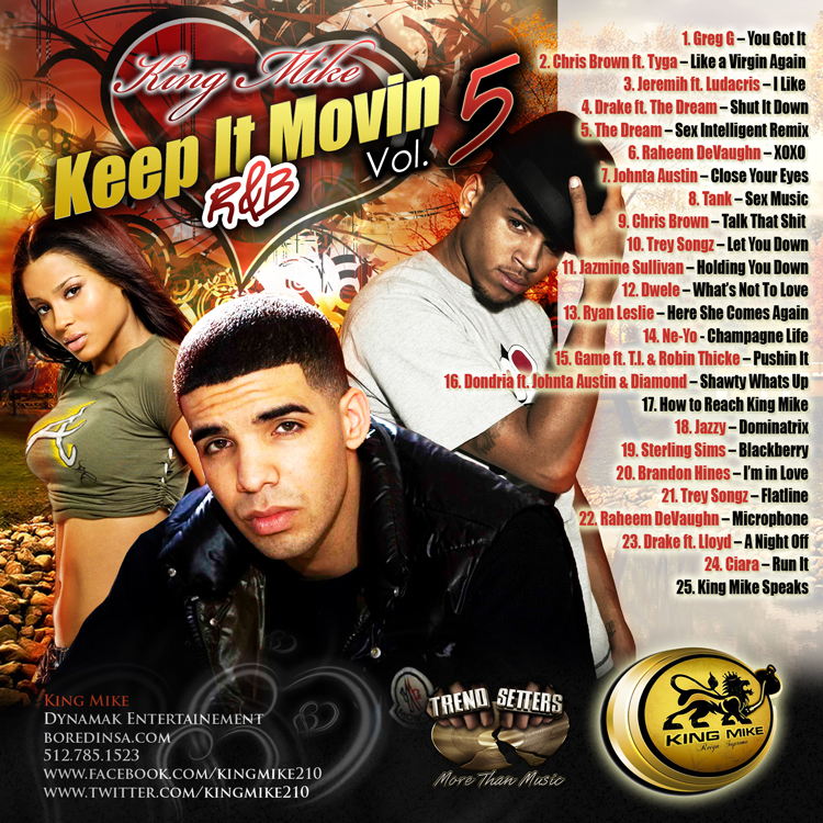 Keep It Movin R&B Vol. 5