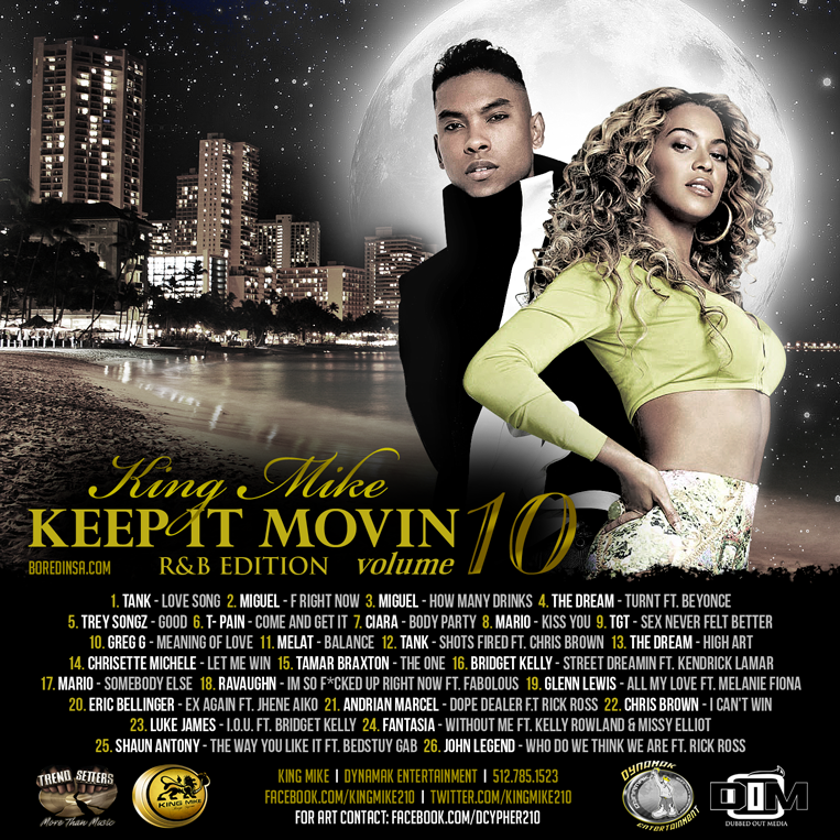 Keep It Movin R&B Vol. 10