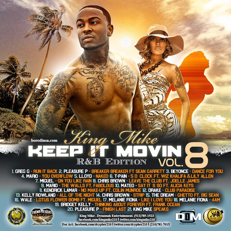 Keep It Movin R&B Vol. 8