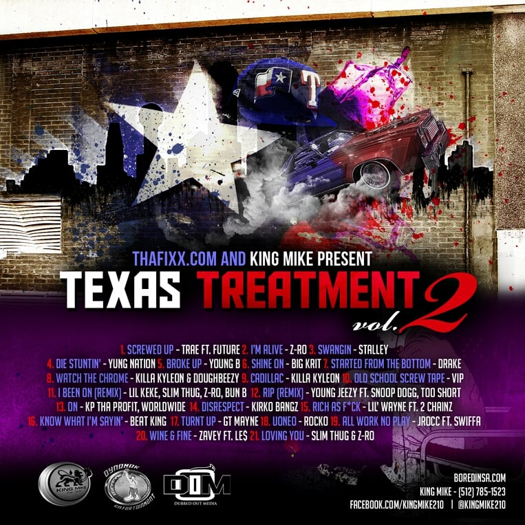 Texas Treatment Vol. 2.jpg