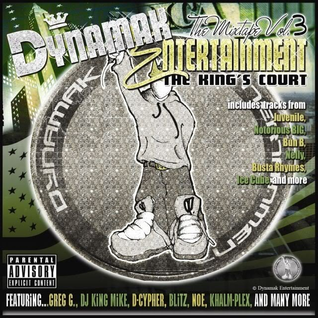Dynamak Entertainment Vol. 3
