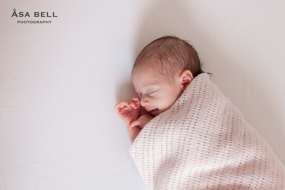 asa bell photography newborn lifestyle session