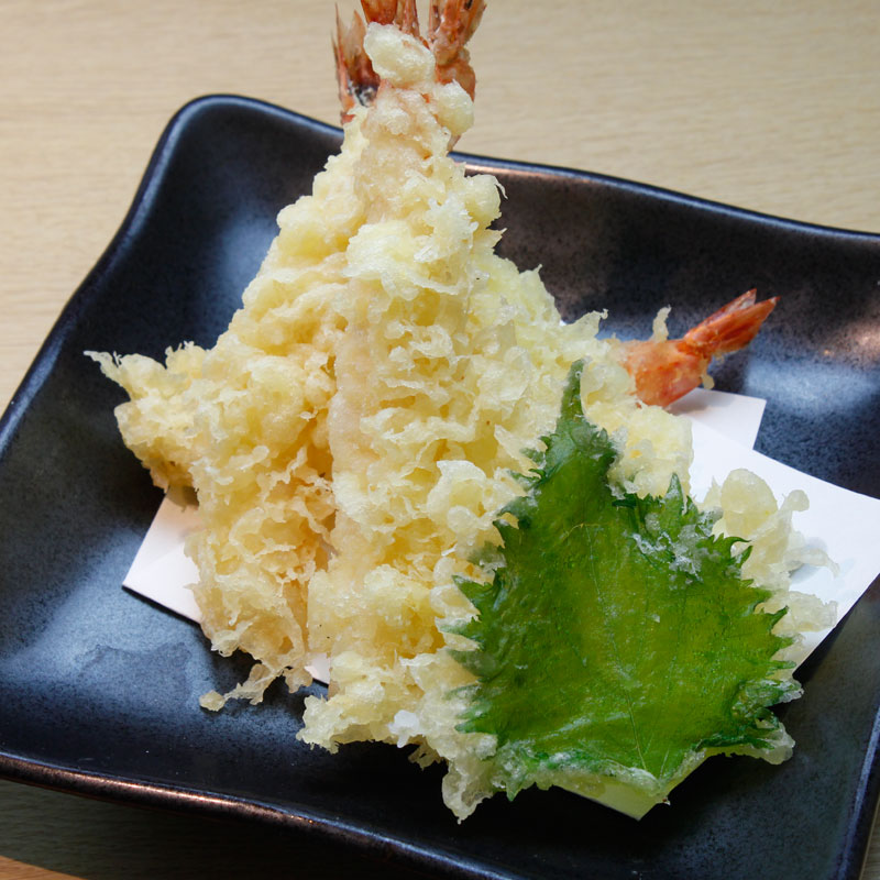 MaguroDonya Singapore | Assorted Tempura