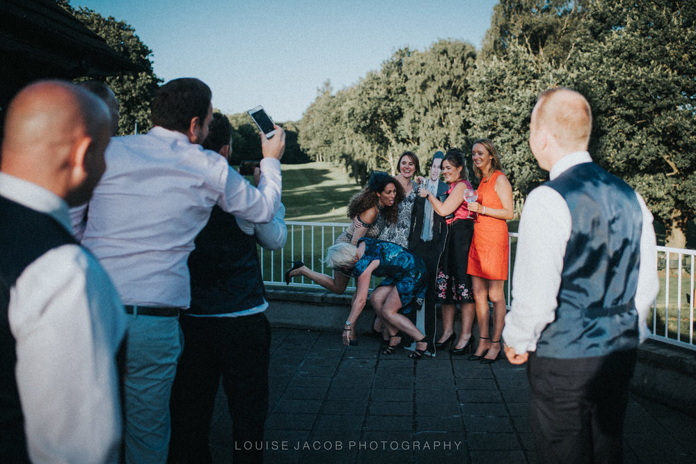 cheshire Unposed Documentary Wedding Photography