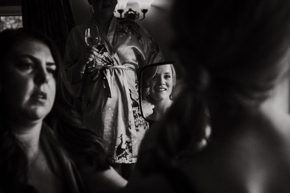 Cheshire Documentary Wedding Photography - Louise Jacob