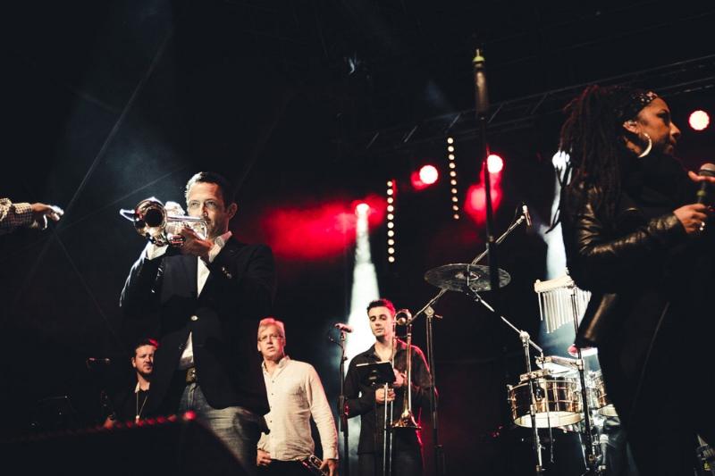 Till Brönner live at Kampen Jazz, Sylt