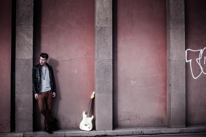 Musiker fotografiert von Alexander Heil