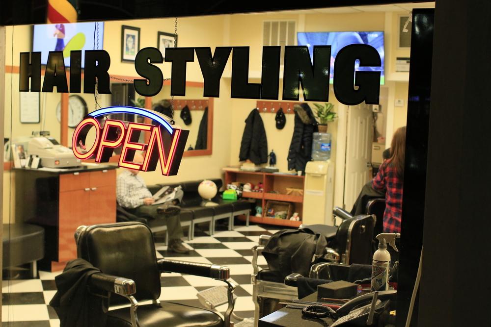 Barber Shop, McLean, VA