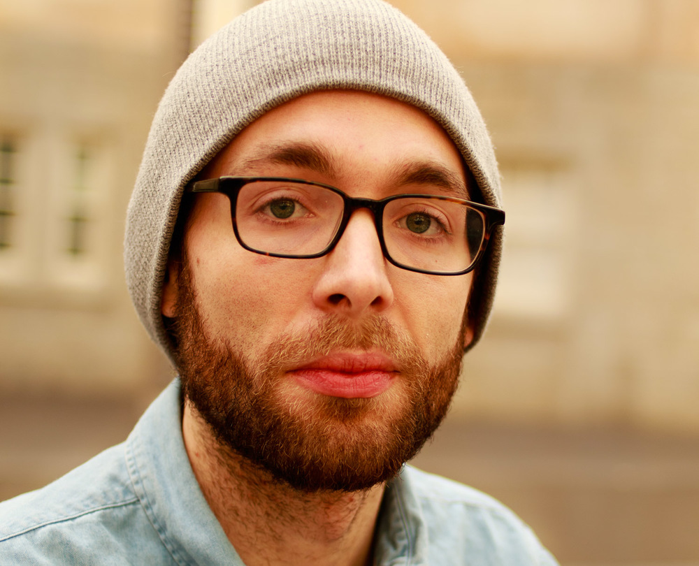 Noah Willman at Kogod Courtyard, National Portrait Gallery for A