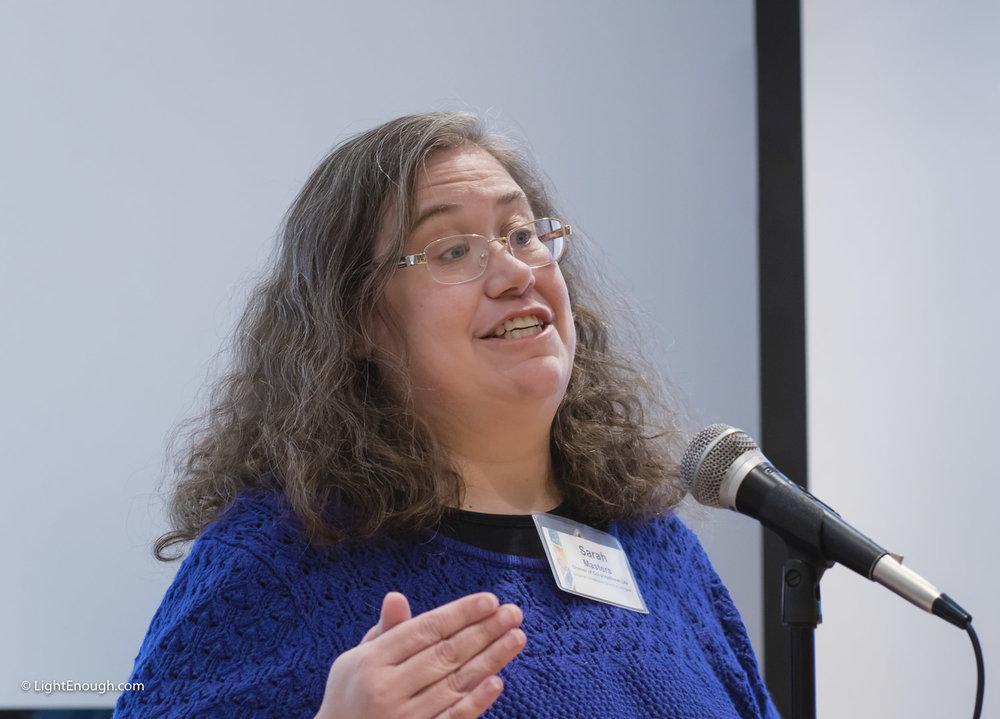 Sarah Masters