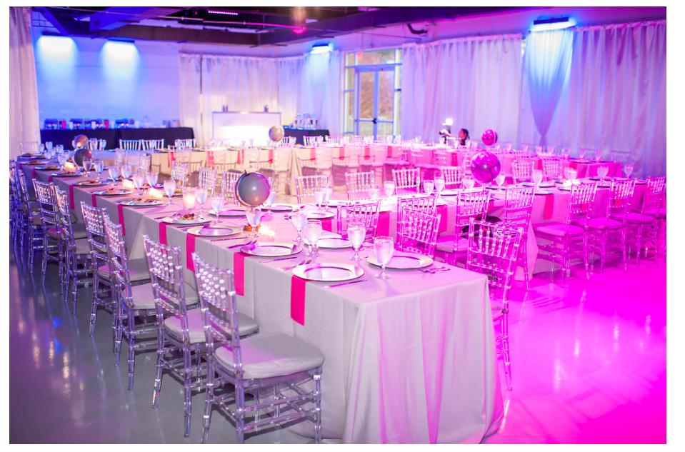 Reception - Venue: Heaven Event Venue in Orlando | Decor: Everlasting Events | Eternal Light Photography