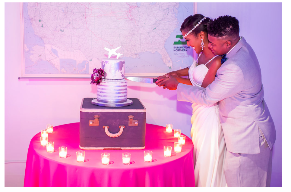 Sweet Moments - Wedding Cake: Sweeter Than The Rest | Decor: Everlasting Events | Eternal Light Photography