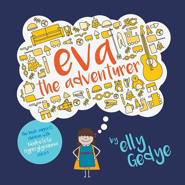 After months of PDF proof's and double checking all the things, worrying over languages and trims and printing quality I'm pleased to announce that Eva The Adventurer is now available. And she's beautiful.⠀ ⠀ When publishing a book, there were a few things that were important to us. The first was that any royalties support #teamMikaere, Joseph's Goal and NKH Research. We're all aligned with what we want – a cure for NKH Research. Specifically, a successful clinical trial for gene therapy currently in progress by Prof. Nick Greene of UCL. We're so so close and we know with certainty that the more funds we raise the faster the progression. Every book sold is literally helping us fund a cure for NKH. We're determined.⠀ ⠀ The second was that our books support diversity. That includes ignoring a few standard gender stereotypes. Our princess is more likely to save herself than wait for her prince. She's into doing all the things, not just the ones typically reserved for boys.⠀ ⠀ We've also tried to include more diversity within the representations of our characters. So yes, there are some blue-eyed blonde lovelies. And some Asian, redhead, black, coffee coloured beauties too. In our next book, we're going to try to include those of different religions, too. It's important that our little ones can see themselves in the literature around them.⠀ ⠀ The third was that Eva is (at this point) available in a whopping FIVE languages: English, Dutch, French, German and Spanish.  We have a bucketload of others in the works.  Sharing the love of languages and learning is absolutely a priority – so Eva the Adventurer is bilingual. And any future books will also, fingers crossed, be bilingual.⠀ ⠀ We've been really really lucky that so many people have given their time and energy to help us translate. All the translations (and translation checks!) were done by volunteers. So thank you – everyone, genuinely. ⠀ ⠀ So, if you'd like to support NKH please buy a book. Links to all the books can be found at: www.booksforwednesdays.com (#linkinprofile)⠀ ⠀ Thank you to everyone who has contributed, who cheered us on and loved us while we weather the ups and downs of NKH. You guys are the bes