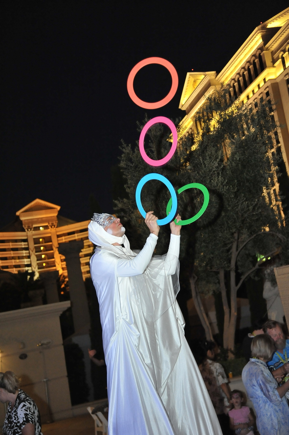 Jugglers are just one fun addition to make your party memorable and fun