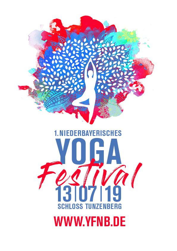 1. Niederbayerisches YOGA Festival - 13.07.2019