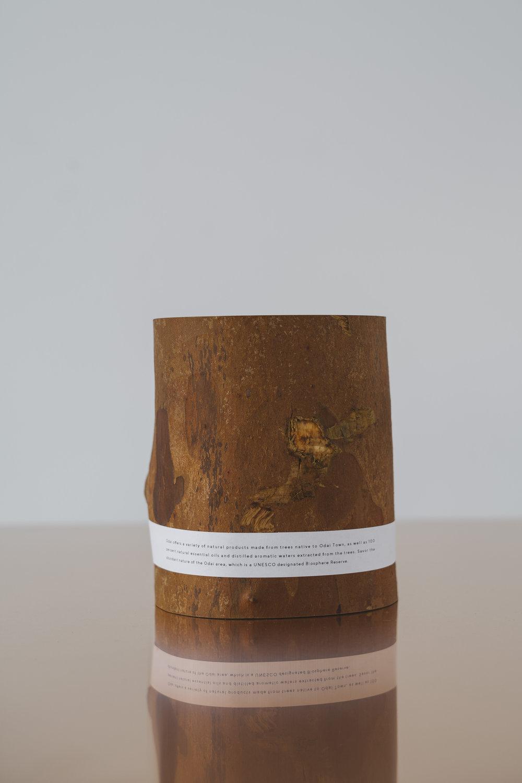 Himeshara bookend : Natural / W150 x H200