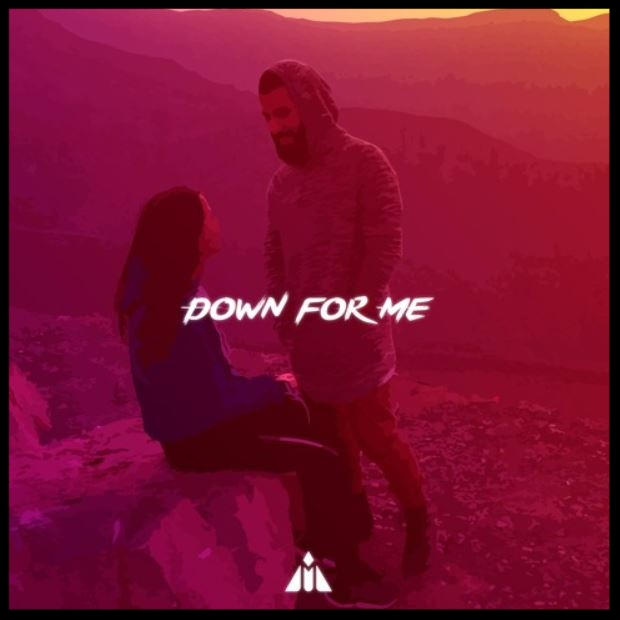 Mars down for me cover art