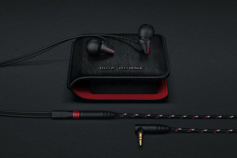 Dior Sennheiser IE 800 s pouch