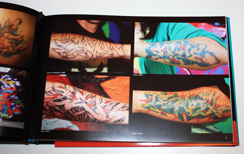 Tattoo indie Womens Skull
