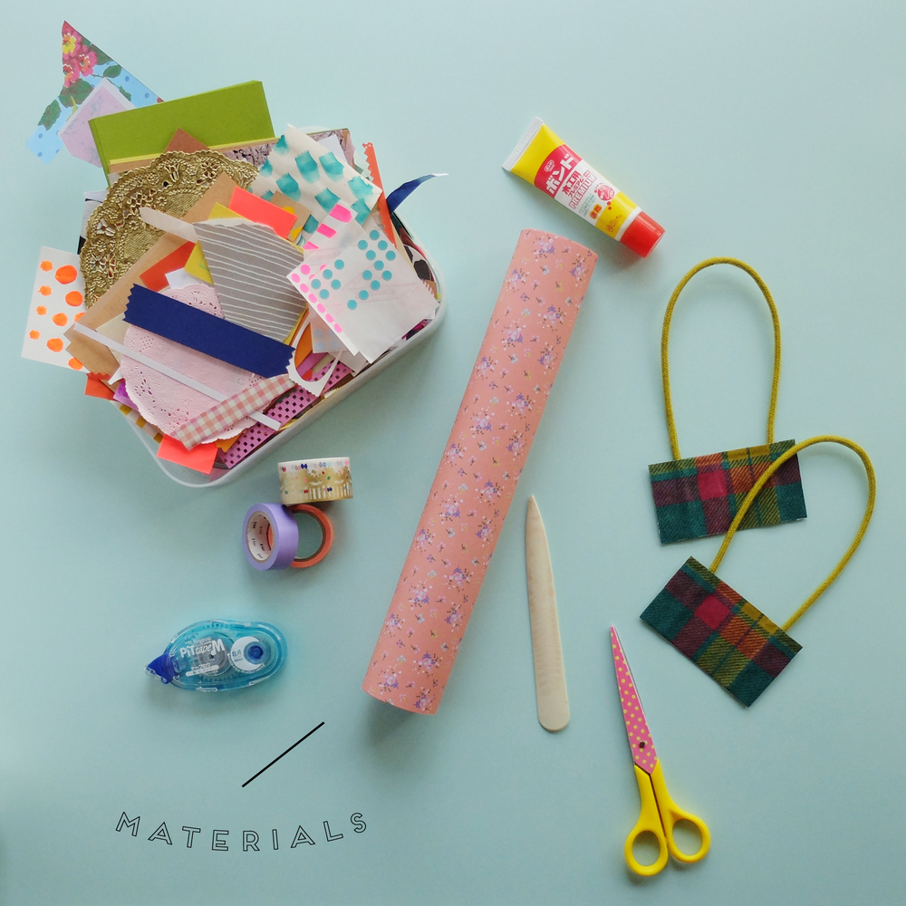 papergiftbag_materials