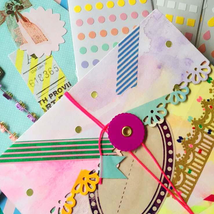 Handmade folders