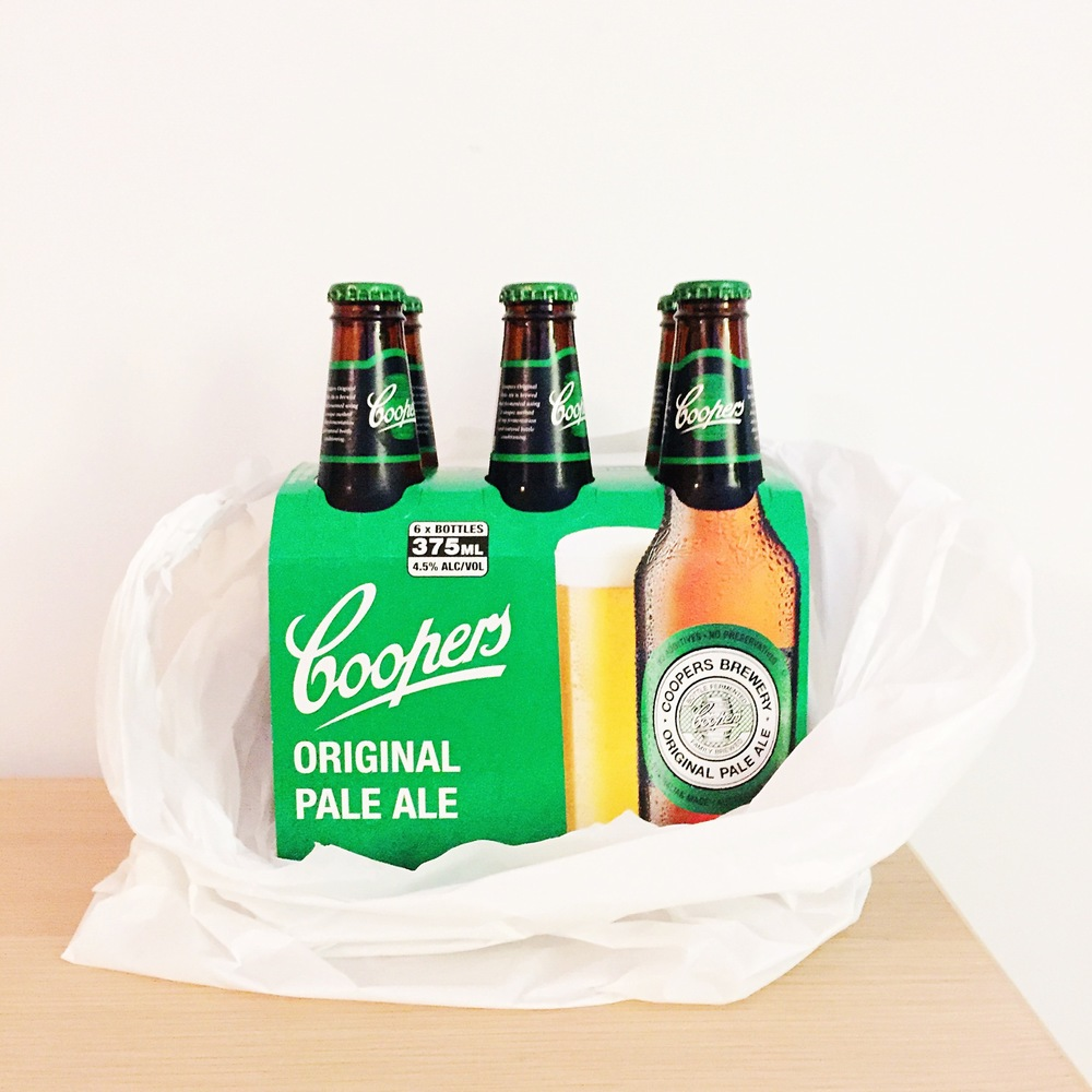 Coopers Green Pale Ale