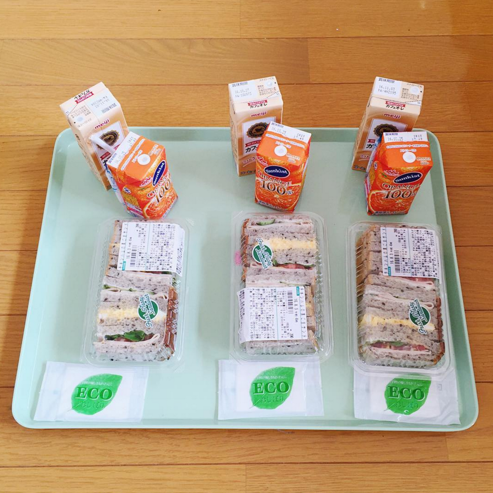 Hello Sandwich Studio Prison Team Lunch