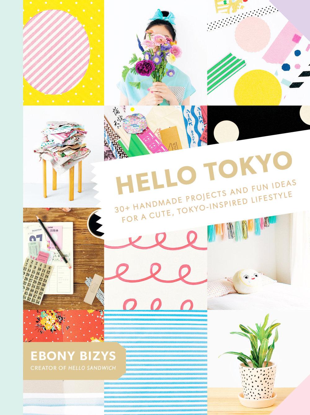 Hello Tokyo Cover US Edition