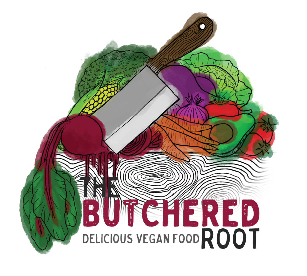 Butchered Root Logo