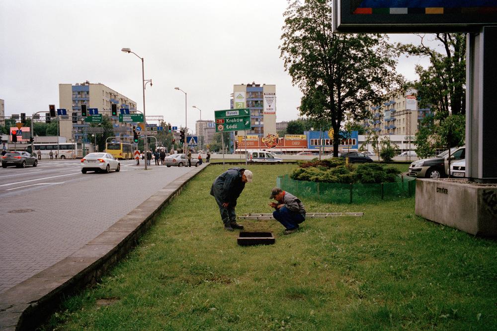 Katowice, chef-lieu de la Voïvodie de Silésie, Pologne. 2013