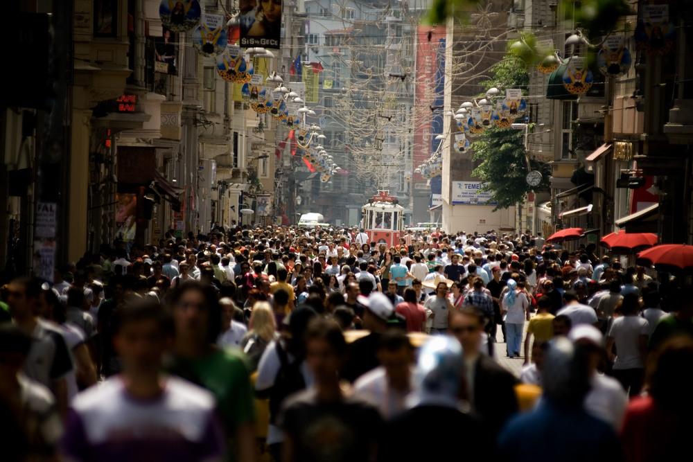 Etre Homo ‡ Istanbul