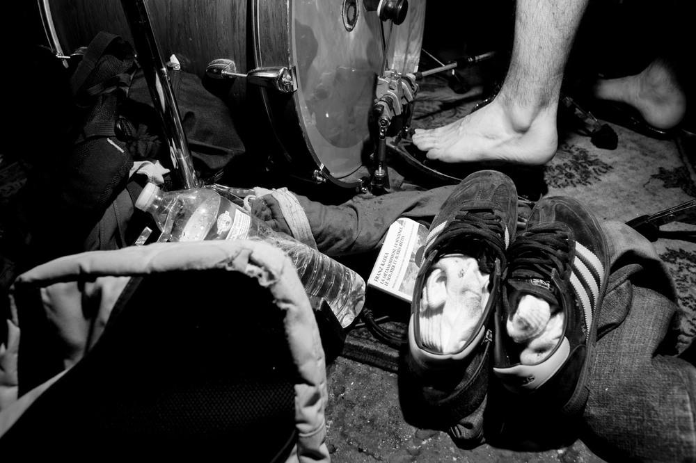 LIVE @ GRRRND ZEROLUNDI 16 NOVEMBRE 2009OXBOWPNEU