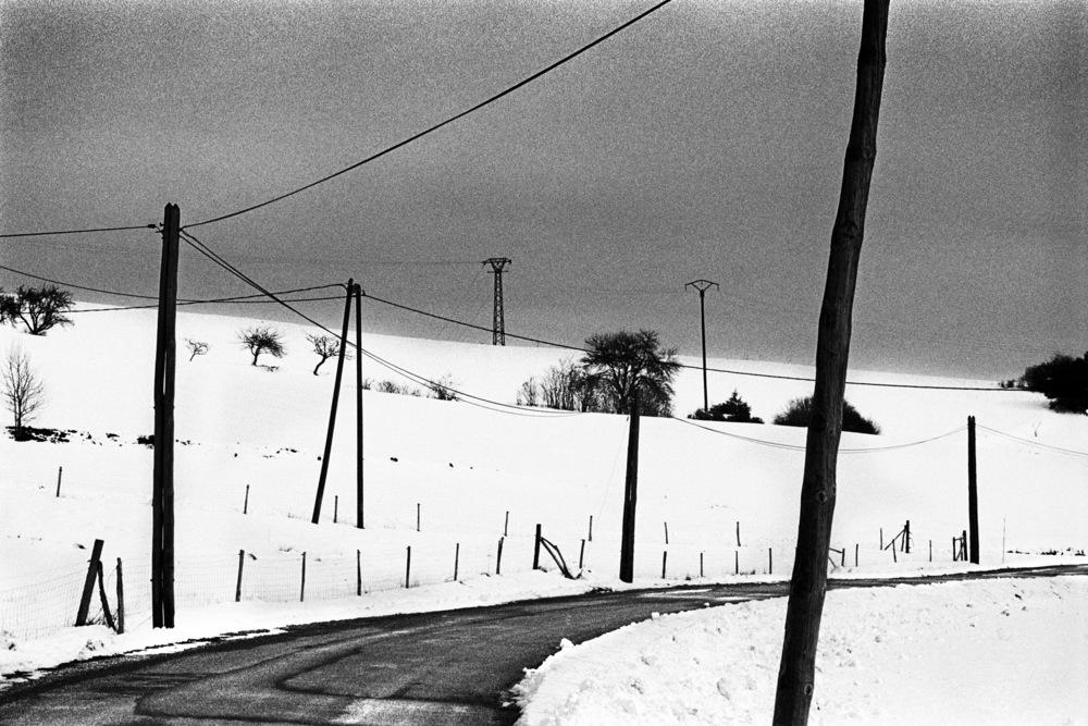Route reliant Rossas àSt Dizier.