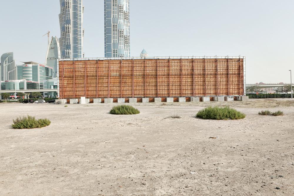 Billboards du projet Beyond r�alis� en f�vrier 2013 � Dubai