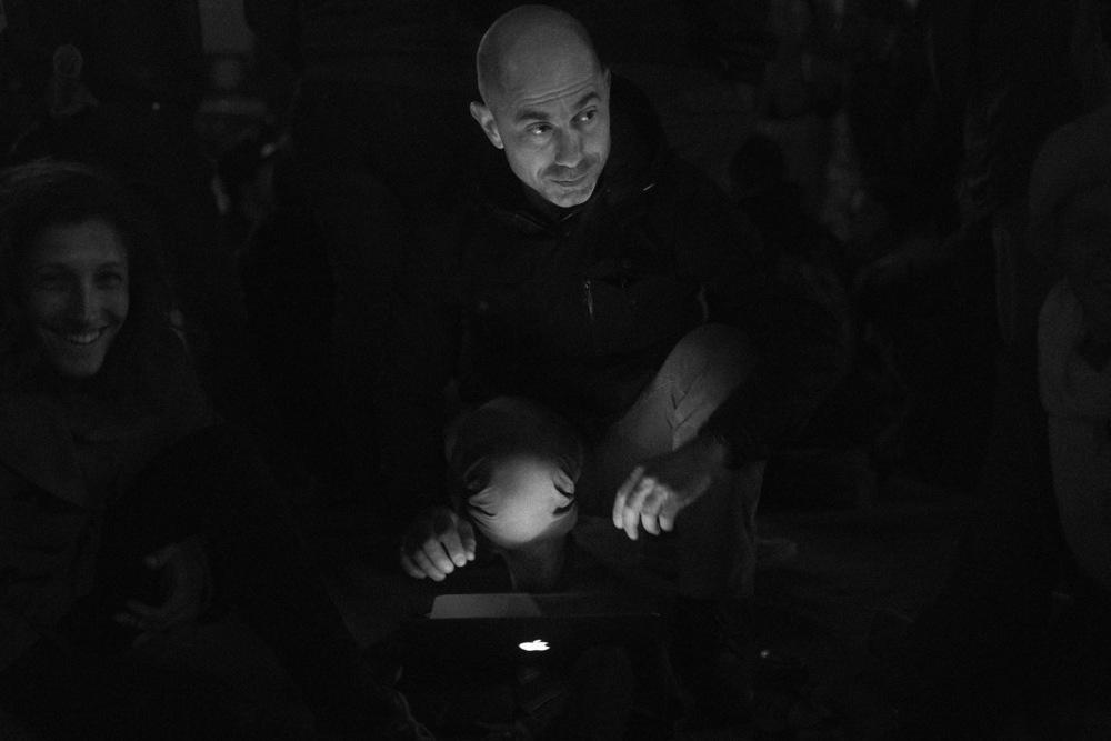 Nuit debout Lyon place Guichard 50 mars 2016 I 19 avril 2016