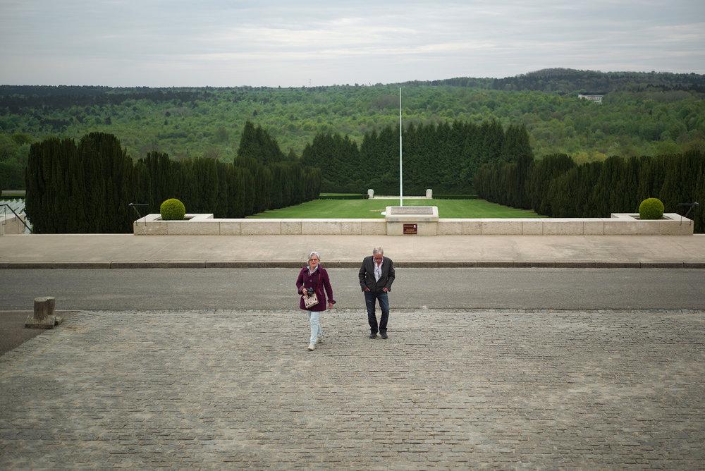 Ossuaire de Douaumont. Meuse, Alsace-Champagne-Ardenne-Lorraine, 09.05.2016