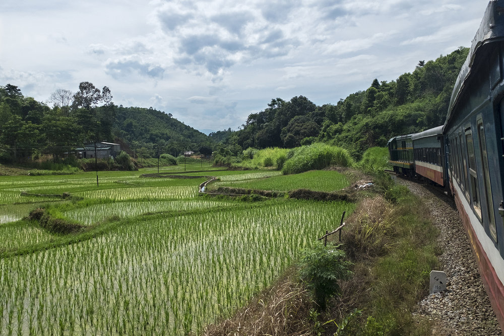 MFache_South-North-l'Express de la Réunification_Vietnam