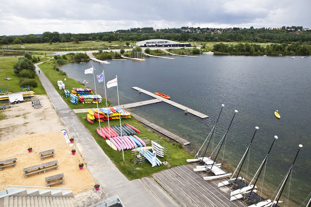 MorganFache_06072012_RegionIledeFrance_Présentation du futur site sportif et de loisirs de l'Ile de Vaires_Vaires