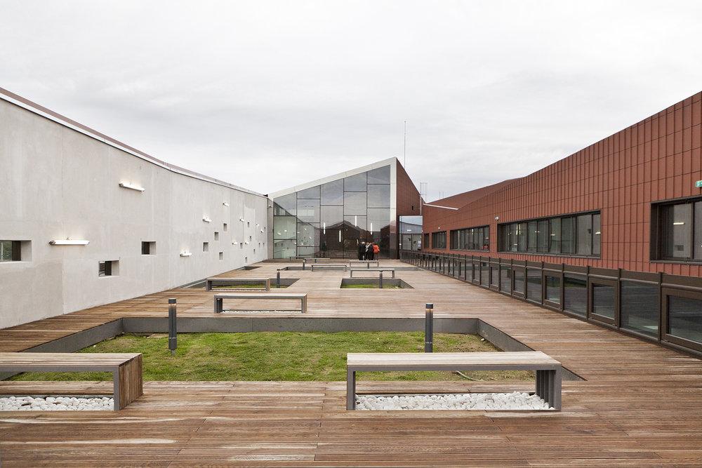 Inauguration de la Maison de l'apprentissage_Gennevilliers