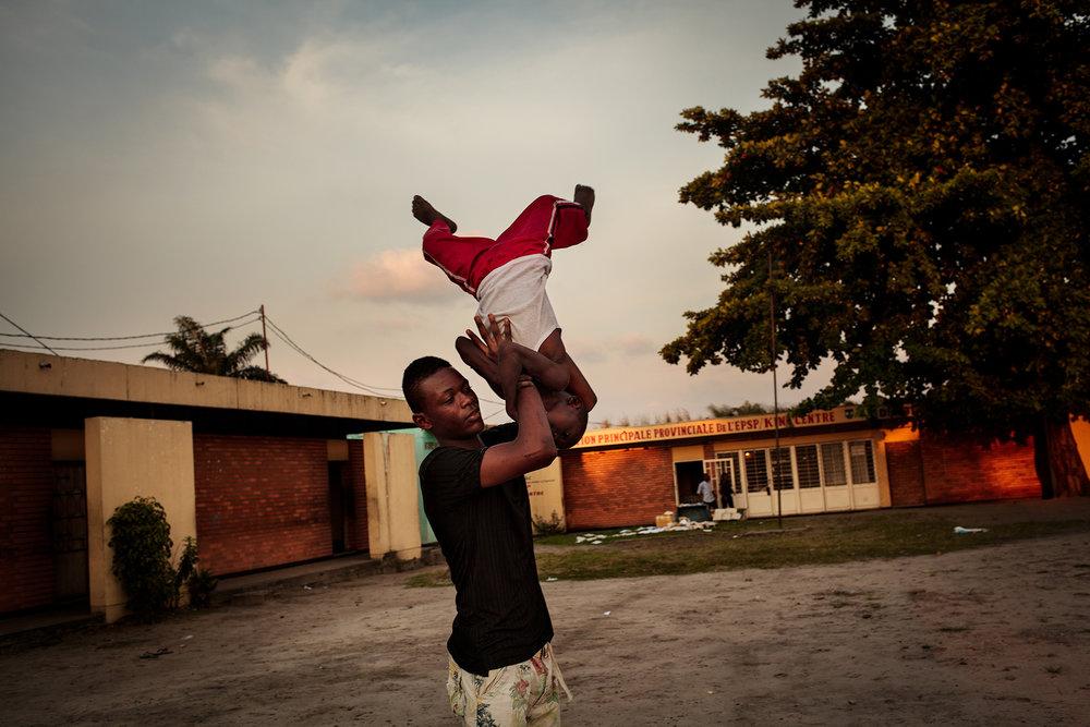 Capoeira, retour aux origines.
