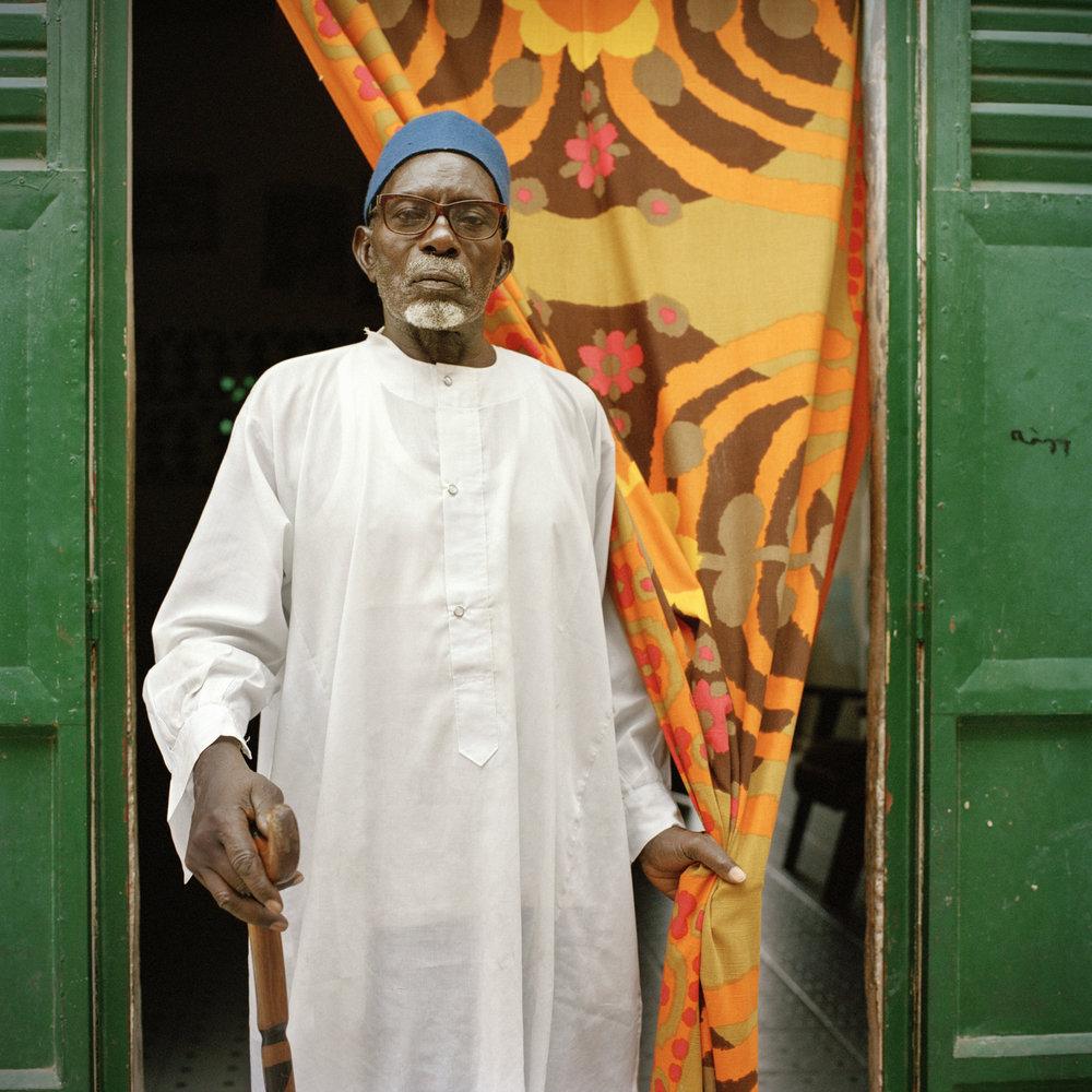 Niodior, Delta du Siné-Saloum. Sénégal.